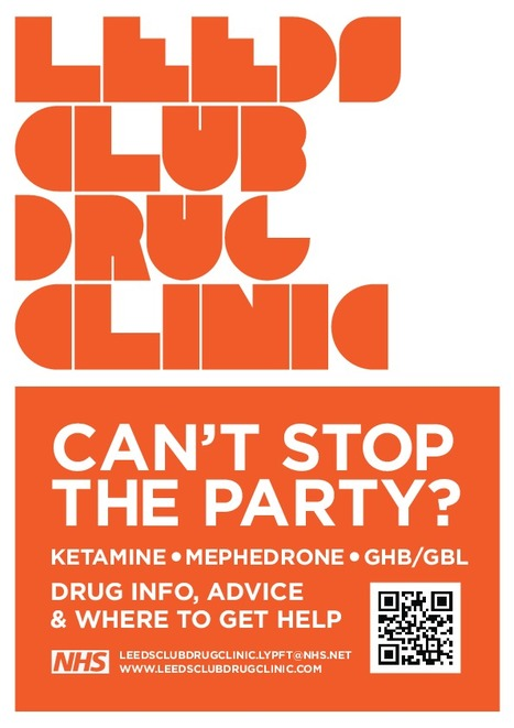 Leeds Club Drug Clinic | Initiatives & Services | Scoop.it