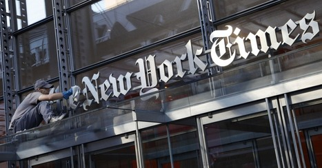 New York Times is About to Release an App Without ALL the News | Big Media (En & Fr) | Scoop.it