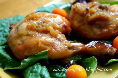 Piece of Cake: Indonesian Ginger Chicken | Indonesia News | Scoop.it