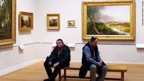 Opinion: Why I hate museums | Libraries & Museums | Scoop.it
