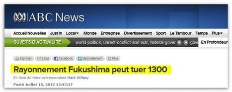 La bataille des chiffres de Fukushima ne fait que commencer   Japan Tsunami   Scoop.it