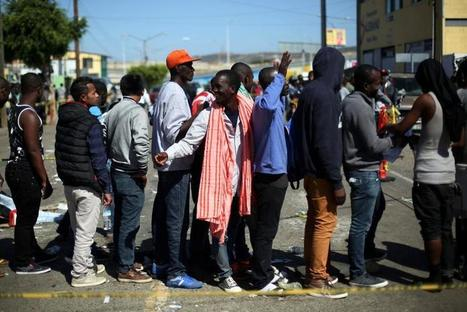 Another Sign Of Immigration Segregation: The Ordeal Of Haitian Migrants At the Mexico - U.S. Border | Global Affairs, Immigration Policy | Scoop.it