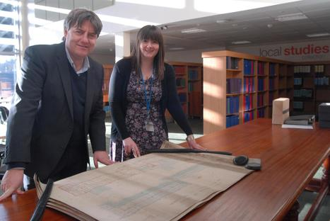 New Dudley borough archive opens to to give people futuristic facilities to to peer into the past - Dudley News | The Information Professional | Scoop.it