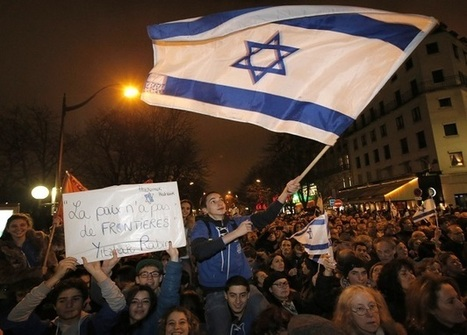 The French Exodus: Jews Escape Islamic Persecution in France to Acquire Security in Israel | French Evangelical News | Scoop.it