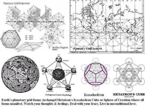 Geometry: the behavior of energy and the 12 point planetary grid.... | Energy Health | Scoop.it