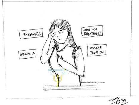 General Anxiety Disorder | The Relationship Between love and Anxiety disorders | Scoop.it