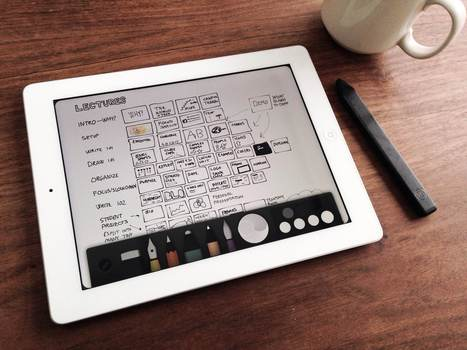 """Think Clearly with Paper for iPad"" Giveaway: Mathias Vestergaard 