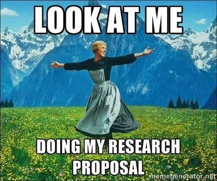 Experiences of writing a research proposal | Writing Skills | Scoop.it