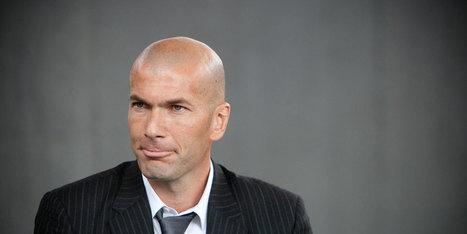 Quand Zinedine Zidane parle politique et soutient Hollande | BRUT D'ACTU | Scoop.it