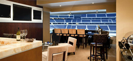 Most Expensive NFL Seats   Private Suites at Your Favorite Stadiums   Sports Facility Management.4127257   Scoop.it