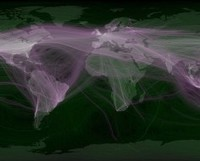 Which Countries Are Tweeting The Most? [Pics] @PSFK | Bibliotek og undervisning | Scoop.it