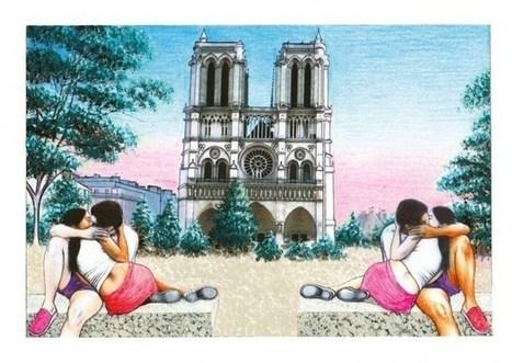 Les carnets de voyage selon Louis Vuitton :.   Epicure : Vins, gastronomie et belles choses   Scoop.it
