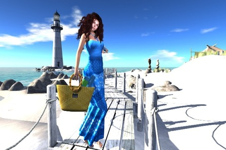 Beached | Finding SL Freebies | Scoop.it