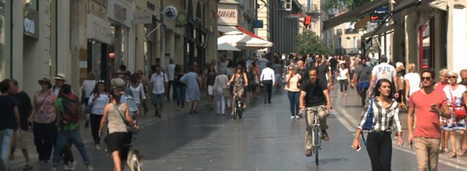 Piétonnisation: la révolution des centres ville en marche | Déplacements-mobilités | Scoop.it