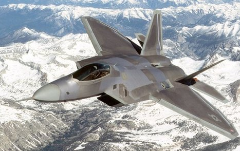 US Air Force boasts of six cyber weapons in its arsenal | Military use of IT | Scoop.it