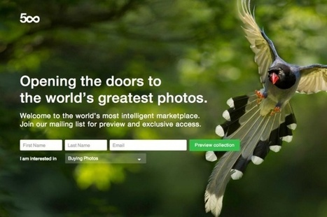 [photographers ] Online photo community 500px launches commercial licensing service | Artdictive Habits : Sustainable Lifestyle | Scoop.it