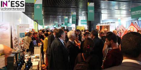 IN'ESS Le Grand Narbonne était présent à Coventis, le salon des affaires socialement responsables | Vie Associative et ESS | Scoop.it