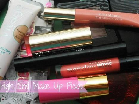 Raspberrykiss | UK Beauty Blog: High End Make Up Picks | Beauty | Scoop.it