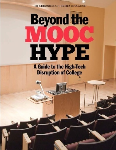 The future of MOOCs: A Chronicle e-book author on what's ahead   eLearning and Digital Cultures   Scoop.it