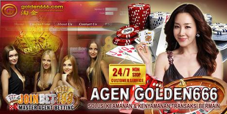 Joinbet188 Agen Casino Golden666 Terpercaya | Agen Bola | Judi Online | Casino Online | Taruhan Bola | Prediksi Bola Hari Ini | Scoop.it