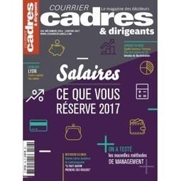 Courrier Cadres n°106 - décembre 2016-janvier2017   Infothèque BBS Brest - L'actualité des revues   Scoop.it
