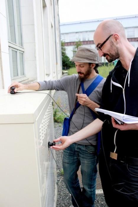 Écoute urbaine avec les mobio   DESARTSONNANTS - CRÉATION SONORE ET ENVIRONNEMENT - ENVIRONMENTAL SOUND ART - PAYSAGES ET ECOLOGIE SONORE   Scoop.it
