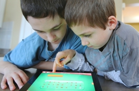 Mom creates iPad app that leaves kids spell-bound | iPad Tips in Business | Scoop.it