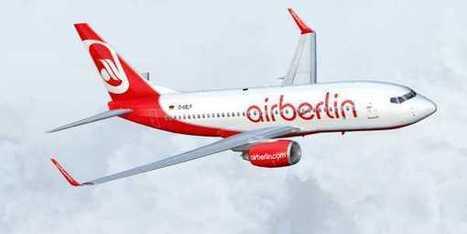 FS2004/FSX - Airberlin Boeing 737-700 | afd | Scoop.it