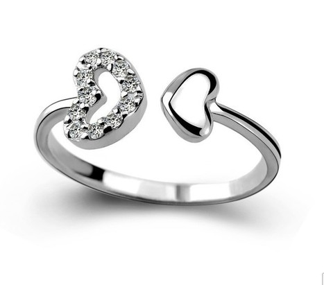 Diamond Rings For Women | Fashion and Beauty | Scoop.it