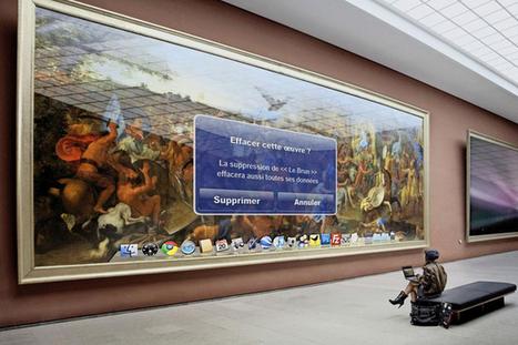 Le Mamco planifie la numérisation de ses expositions | Crakks | Scoop.it
