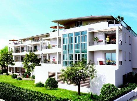 Nouveau programme immobilier neuf LES TERRASSES DE BAIA à Bayonne - 64100 | L'immobilier neuf sur Bayonne | Scoop.it