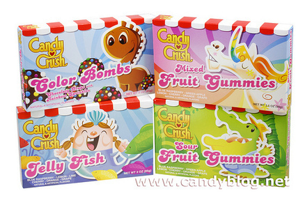 Les vraies friandises de Candy Crush | Brand Marketing & Branding [fr] Histoires de marques | Scoop.it