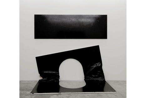 Exhibition at Gagosian juxtaposes key works by American artist Steven Parrino with European counterparts | Art contemporain et culture | Scoop.it