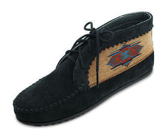 El Paso Ankle Boot - Shop Mens, Womens, Childrens Moccasins - The Moccasin Shop | TheMoccasinShop | Scoop.it