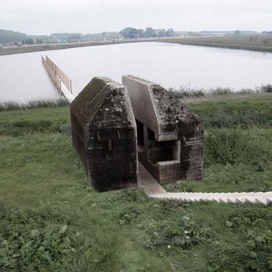 Movie shows concrete bunker cut in half by RAAAF and Atelier de Lyon | Social studies | Scoop.it
