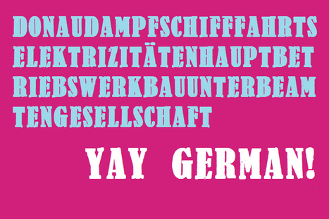 Community Post: 16 German Words That Perfectly Describe How You Feel Right Now | German learning resources and ideas | Scoop.it