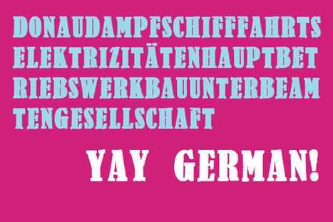 Community Post: 16 German Words That Perfectly Describe How You Feel Right Now | Deutsche Kultur-Culture allemande | Scoop.it