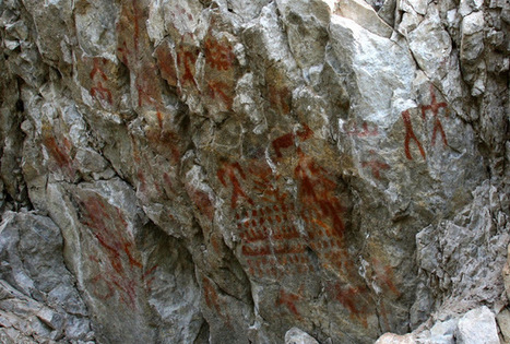 4,000 year old rock art found in Russia's Eastern Transbaikal | Histoire et Archéologie | Scoop.it