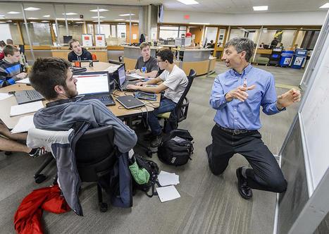 Que sera l'université en 2036 ? | Veille sur l'innovation pédagogique - Trends on pedagogical innovation  - KCenter SKEMA | Scoop.it