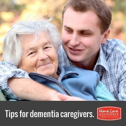 Caring for a senior with Dementia Part One | Home Care Assistance of Jacksonville | Scoop.it