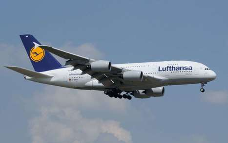 Travel chaos as Lufthansa cancels 900 flights and strike is extended | PSLabor:  Your Union Free Advantage | Scoop.it