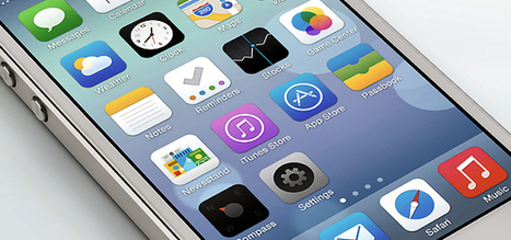 How the New iOS 7 Will Affect Your Content Marketing -   Marketing Insights   Scoop.it