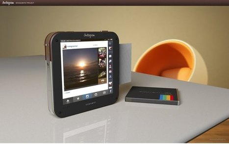 Cool Concept camera based on Instagram | MobilePhotography | Scoop.it