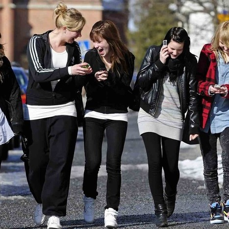 I'm 15 and All My Friends Use Facebook | Digital Youth | Scoop.it