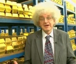 VIDEO: Seeing $315 billion worth of gold is 'quite disappointing' | MINING.com | Gold and What Moves it. | Scoop.it