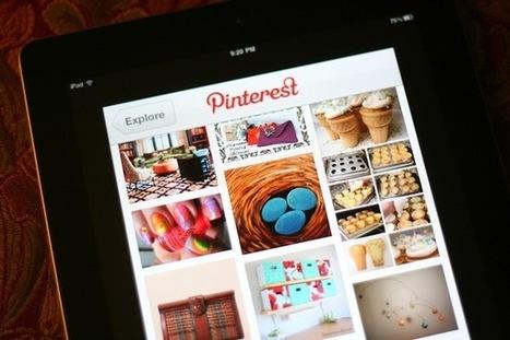 Pinterest ed e-commerce, il punto della situazione | Isayweb | Carrelli abbandonati, capiamo il perchè | Scoop.it