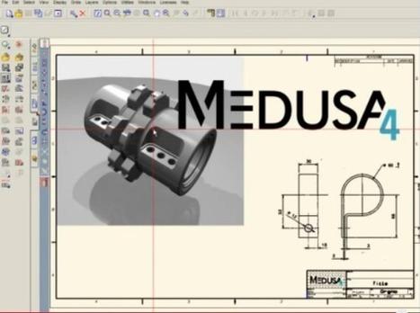 Logiciel gratuit MEDUSA4 Personal™ Fr 2013 suite CAO professionnelle licence gratuite Linux et Windows | Applications pédagogiques web 2.0 | Scoop.it