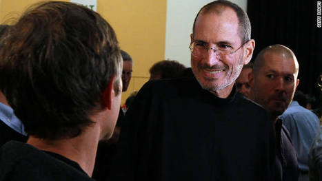 Learning from Steve Jobs: How to lead with purpose - CNN.com | Leadership Application | Scoop.it