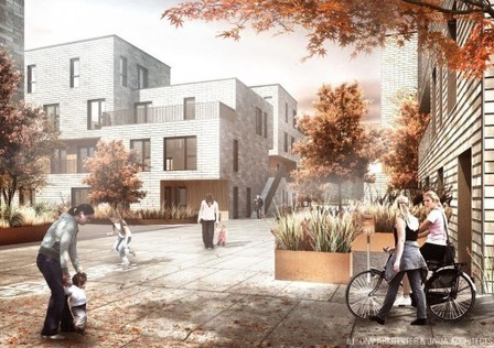 Affordable Housing Winning Proposal / JAJA + ONV | Getting older with the flow | Scoop.it