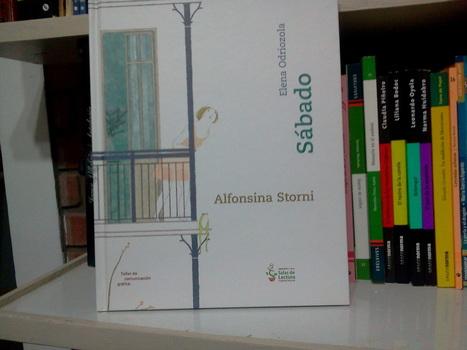 Sábado, de Alfonsina Storni y Elena Odriozola   Comunicación cultural   Scoop.it